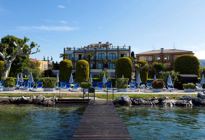 Lake Garda Hotel VILLA LETIZIA