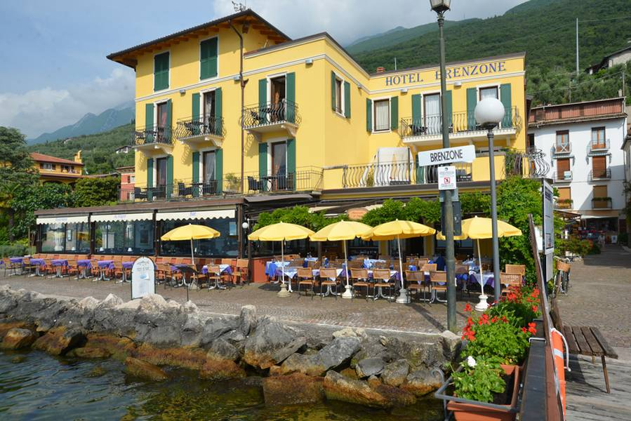 Gardasee Hotel BRENZONE