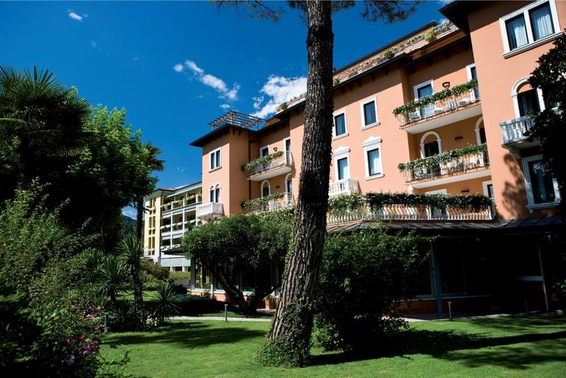Lake Garda Hotel REGINA ADELAIDE