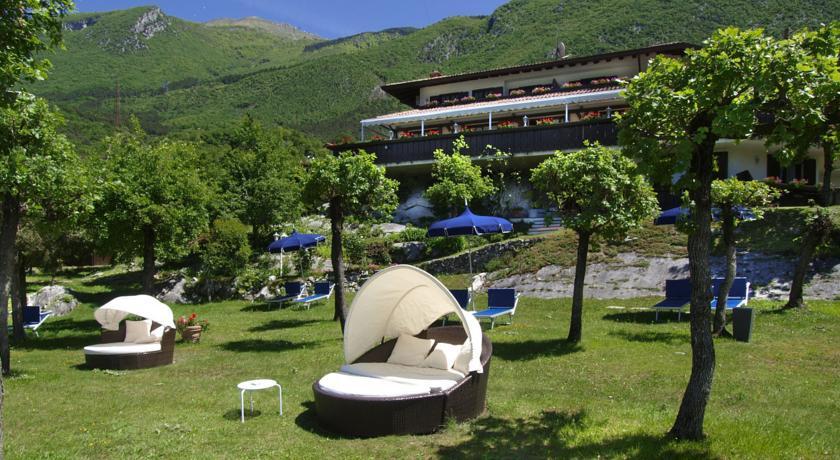 Lago di Garda Hotel PARK QUERCETO