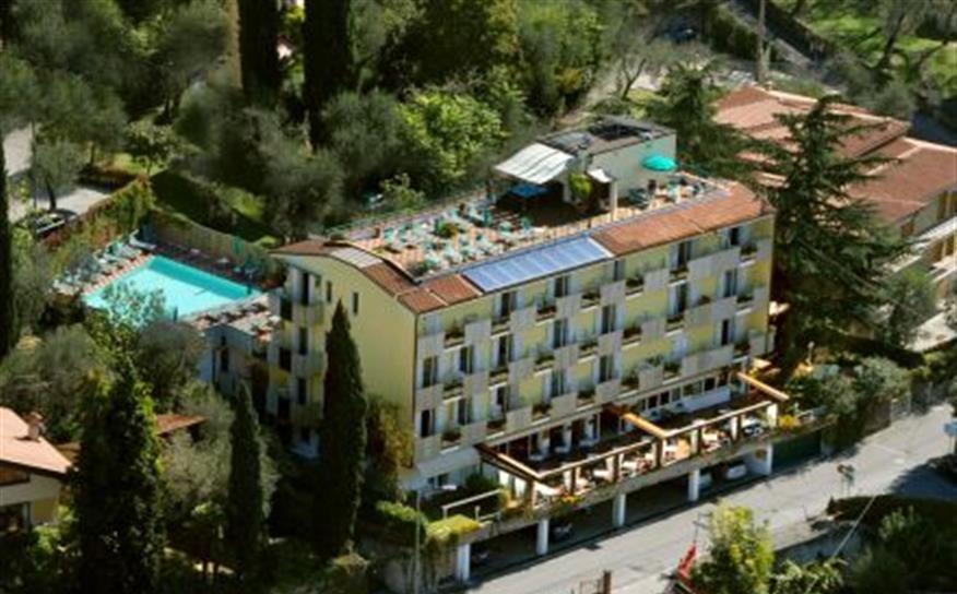 Lake Garda Hotel VILLA SMERALDA
