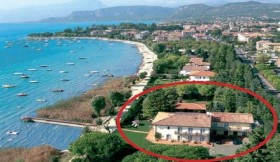 Find your LAKE GARDA HOTEL IN BARDOLINO