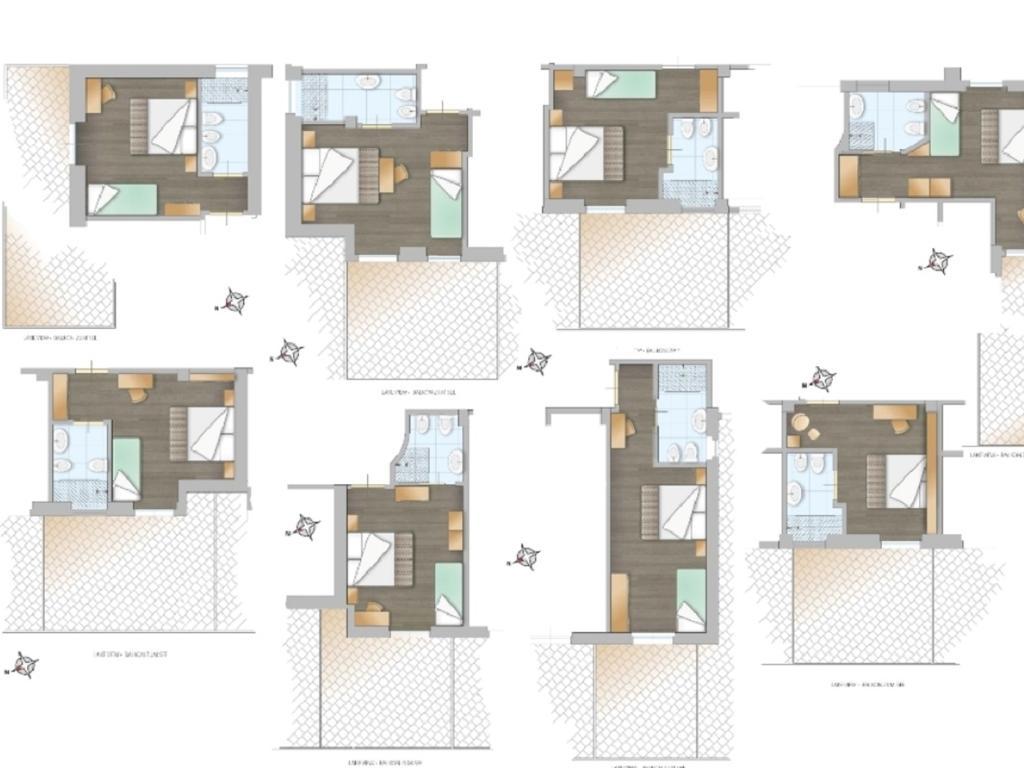 Appartamento per 4 trilocale Villino