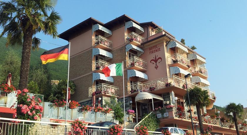 Hotel FIRENZE | Brenzone sul Garda