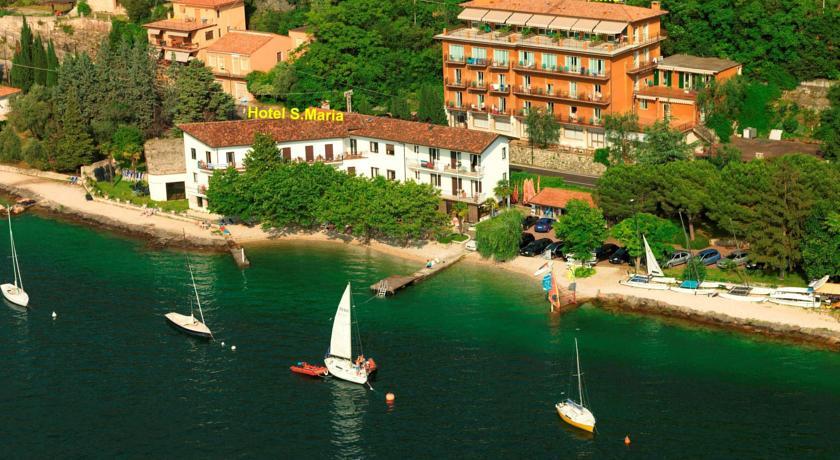 Hotel S. MARIA | Brenzone sul Garda
