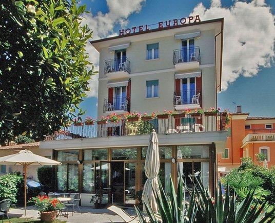 Hotel EUROPA | Garda