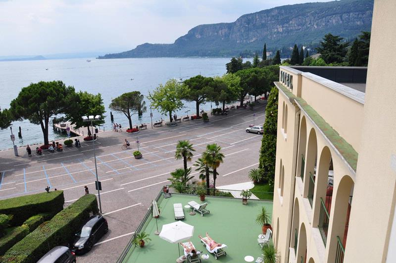 Hôtel TERMINUS | Garda