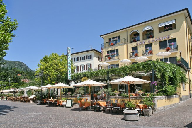 Hotel TRE CORONE | Garda