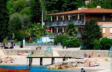 Hotel AMBIENTHOTEL SPIAGGIA | Malcesine
