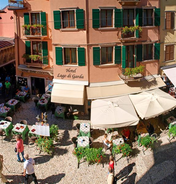 Hotel  LAGO DI GARDA | Malcesine