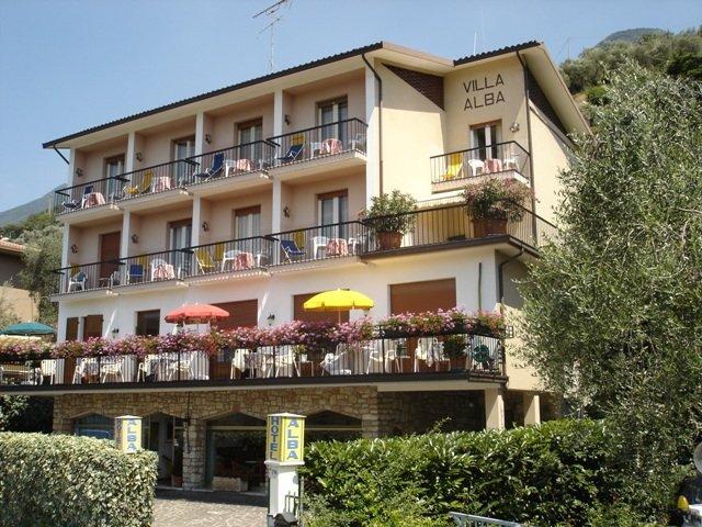 Hotel VILLA ALBA | Malcesine