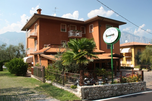 Hotel VILLA FLORIDA | Malcesine