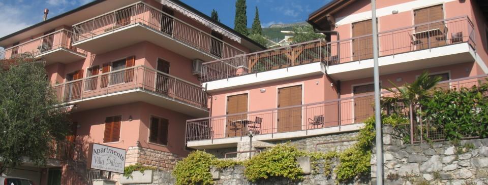 Wohnungen VILLA PIFFERI | Malcesine