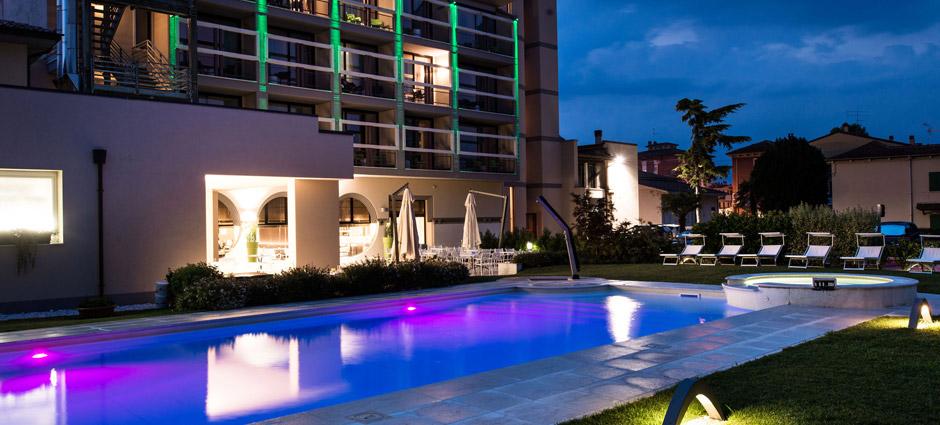 Hotel ENJOY GARDA HOTEL | Peschiera del Garda