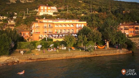 Hotel MERANO | Brenzone sul Garda