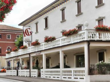 Hôtel GARDEN | Peschiera del Garda