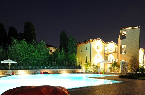 Hotel THE ZIBA HOTEL & SPA | Peschiera del Garda