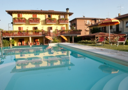 Hotel ROMANTIC | Cavaion Veronese