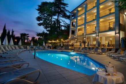 Hôtel EXCELSIOR LE TERRAZZE | Garda