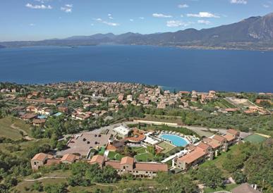 Hotel LE TORRI DEL GARDA FAMILY & SPA RESORT | Torri del Benaco