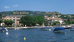 hotel du lac et bellevue bardolino gardapass reservierungen. Black Bedroom Furniture Sets. Home Design Ideas
